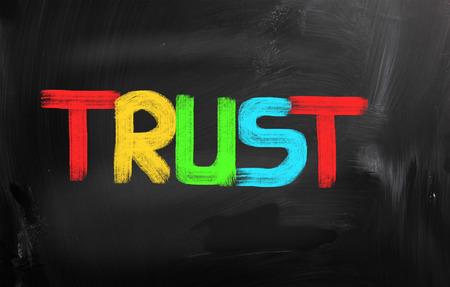 Trust Concept photo
