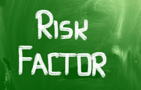 Risk Factor Concept photo
