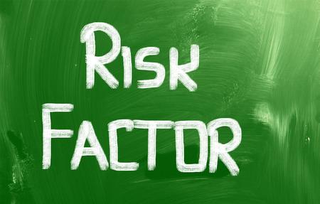 Risk Factor Concept photo