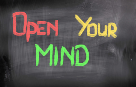 receptivo: Open Your Mind Concept