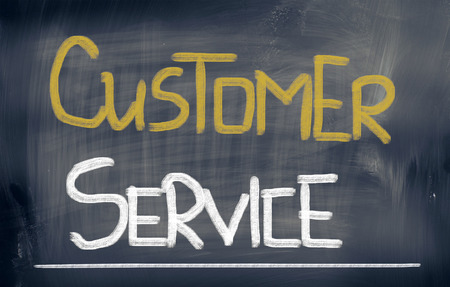 cause marketing: Customer Service Concept