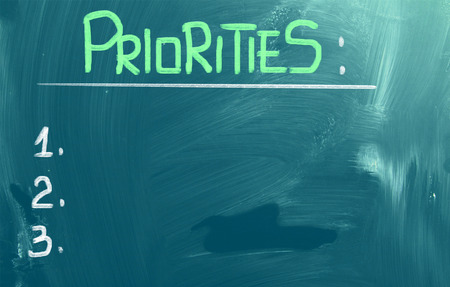 todo: Priorit�s Concept
