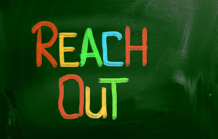 reach out: Reach Out Concept