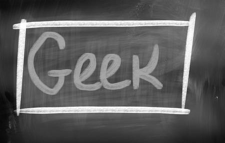boffin: Geek Concept