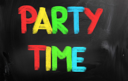 party time: Party Time Concept