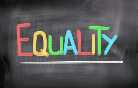 equal opportunity: Equality Concept