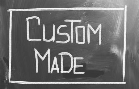 custom made: Custom Made Concept