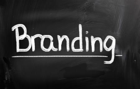 Branding Concept photo
