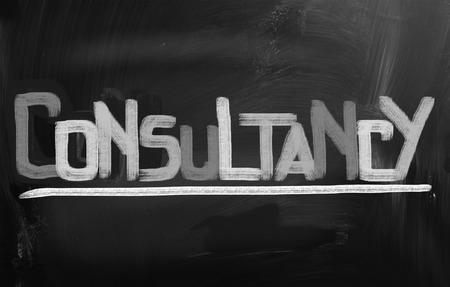 consultancy: Consultancy Concept