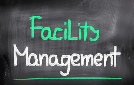 Facility Management Concept photo