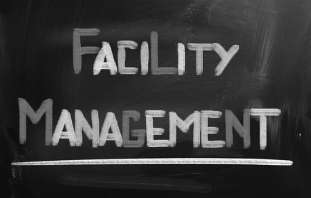 Facility Management Concept photo