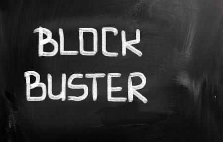 Blockbuster Concept photo