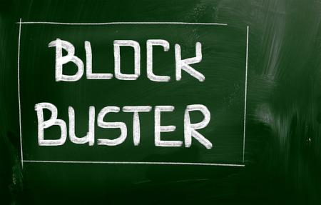 blockbuster: Blockbuster Concept