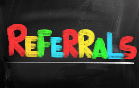endorsement: Referrals Concept