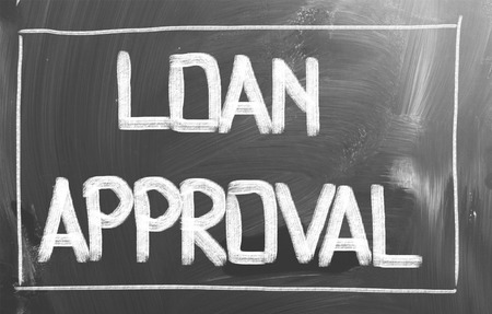Loan Approval Concept photo