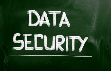Data Security Concept photo