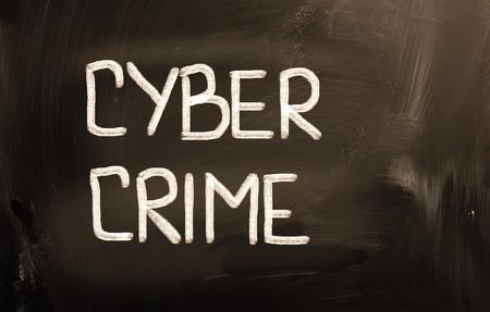 cyber crime: Cyber Crime Concept