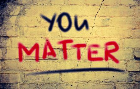 matter: Je Matter Concept