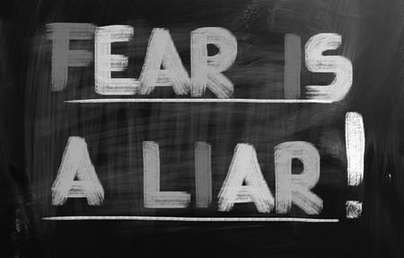 positiveness: El miedo es un concepto Liar
