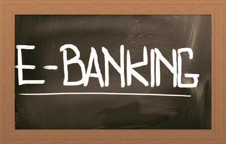 E-banking Concept Stock Photo - 29573545