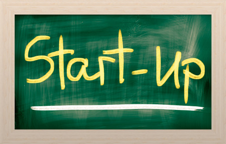 Start-Up Concept photo
