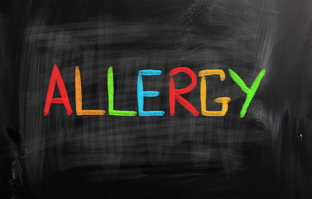 Allergy Concept photo