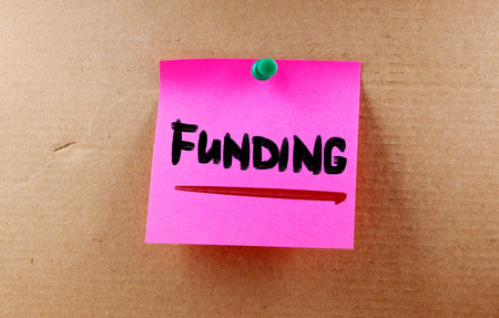 Funding Concept Stock Photo