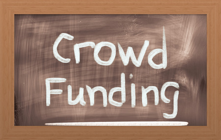 crowd sourcing: Crowd Funding Concept