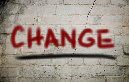 Change Concept photo