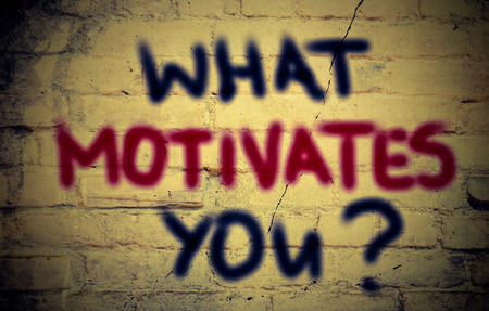 What Motivates You Concept photo