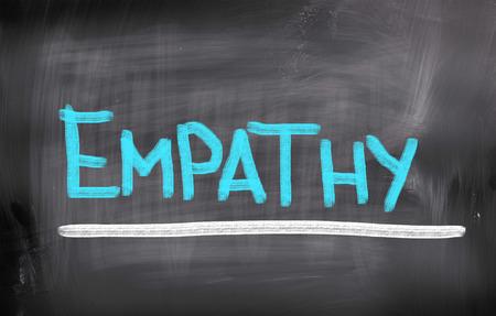 empatia: Empatía Concept Foto de archivo