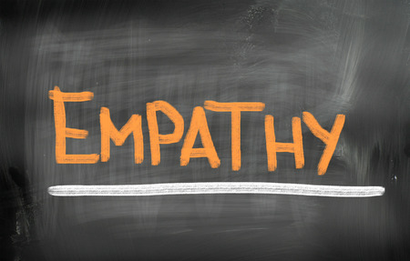 humanisme: Empathy Concept Banque d'images