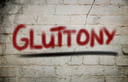 gula: Gula Concept Foto de archivo