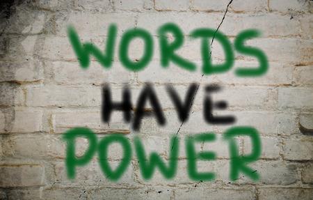 prosa: Le parole hanno il potere di concetto