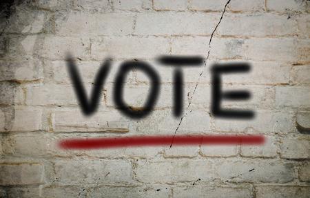 Vote Concept photo