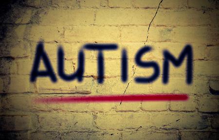 Autism Concept photo