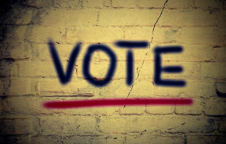 political system: Vote Concept