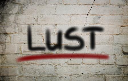 Lust Concept