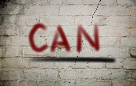 Can Concept photo