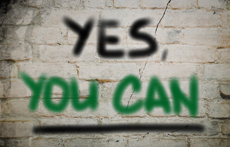 achievable: Yes You Can Concept