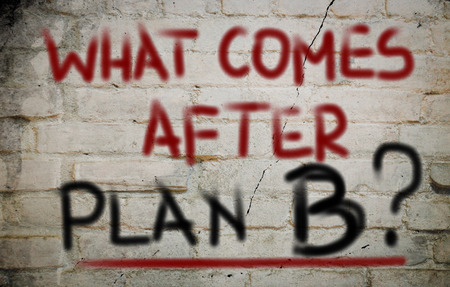jargon: What Comes After Plan B Concept