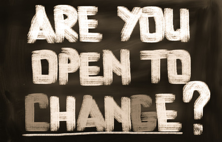 adaptable: Are You Open To Change Concept