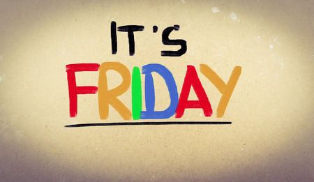 Friday Concept photo