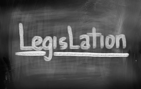 legislation: Legislation Concept