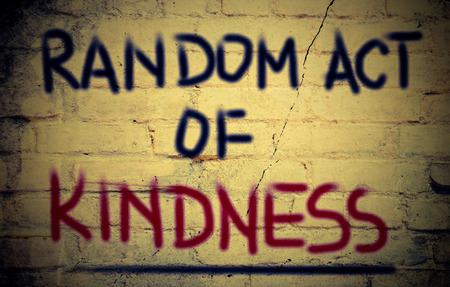 Random Act Of Kindness Concept Stock Photo - 30679446
