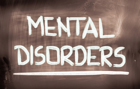 antidepressant: Mental Health Concept Stock Photo