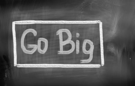 failed plan: Go Big Concept