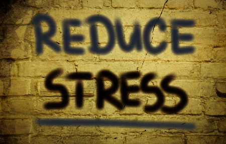Reduce Stress Concept photo