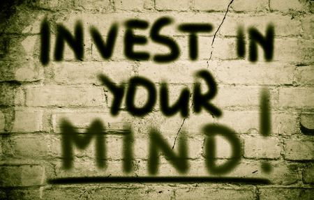 liberal: Invest In Your Mind Concept