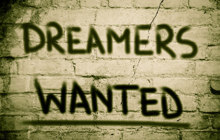 thinkers: Dreamers Wanted Concept